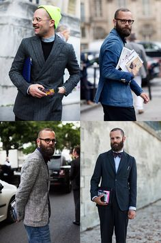 Angelo Flaccavento's Rumblings and Mumblings for Faces by The Sartorialist Preppy Hipster Style, Hipster Fashion, Boy Fashion, Urban Cowboy, Man About Town, Pretty Girl Swag, Gq Style, Layered Fashion, Sartorialist