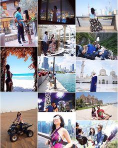 I know is not  a #bestnine2017 #bestmoments #collage #picoftheday #happynewyear #travelgram #sheisnotlost #wearetravelgirls #beautifuldestinations #adventuretime #love_natura #skyline #visitdubai #visitabudhabi #singapore #shanghai #uae #china #usa #chicago #zhangjiajienationalforestpark