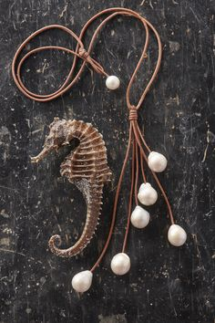 Of all the treasures and beauty in the Sea, the pearl is the most magnificent! #motherofpearls #wendypearls wendymignot.com