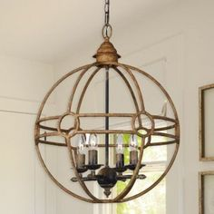 Complement your home's decor with rustic farmhouse ceiling lights from Antique Farmhouse. Porch Pendant Light, Round Pendant Light, Rattan Pendant Light, Cage Pendant Light, Pendant Light Fixtures, Wood Bead Chandelier, Foyer Pendant Lighting, Chandeliers, Ceiling Decor