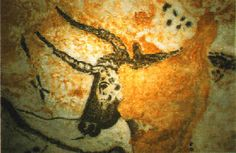 Cave paintings at Lascaux Lascaux Cave Paintings, Art Pariétal, Art Rupestre, Cave Drawings, Art Antique, Art Premier, Art Archive, Indigenous Art, Aboriginal Art