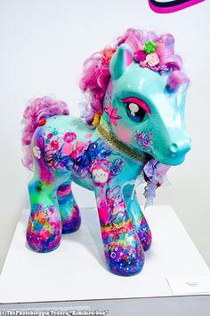 My Little Pony Project 2012 by Kimihiro-kun, via Flickr