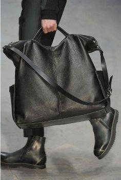 Bag. More