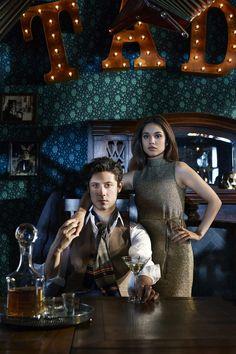 The Magicians S1 Cast Promotional Photo