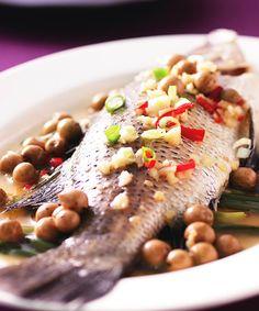 樹子蒸魚(1)::食譜
