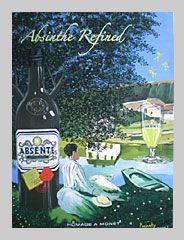 Absente Absinthe Ref