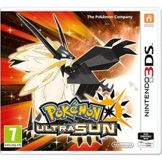 Pokemon Ultra Sun & Ultra Moon for the Nintendo are the second paired titles of Gen VII. They were released worldwide on November 2017 after being initially announced during a Nintendo Direct Broadcast on June Pokemon Moon, Pokemon Nintendo, Jeux Nintendo 3ds, Pokemon Solgaleo, Pokemon Games, Pikachu, Pokemon Fusion, Buy Nintendo, Naruto Games