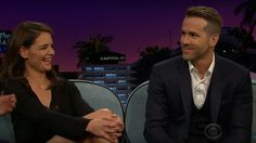 Ryan Reynolds weighs in on an important 'Dawson's Creek' debate http://ift.tt/1QonWE1  {$inline_image}  For years the world has debated between who was the better boyfriend from Dawsons Creek? Pacey or Dawson? (Duh its Pacey.)  So Wednesday night when Joey herself (Katie Holmes) was on The Late Late Show James Corden attempted to pry some insider information out of her on each boys kissing abilities. Joeys lips were sealed but Ryan Reynolds had some important opinions of his own on the…