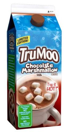 Chocolate Marshmallow #TruMoo - For Those that TRULY LOVE Chocolate Milk! Enter to win a $500 Gift Card to Target to buy all the TruMoo Milk you want! We'll email the winner by February 27. http://mysillylittlegang.com