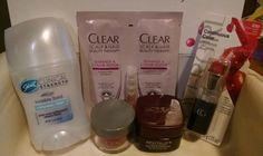 Fall Walmart Beauty Box Review