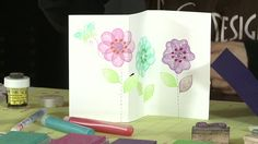 How To Make a Z-Fold Card - No Special Tools Required! on Vimeo