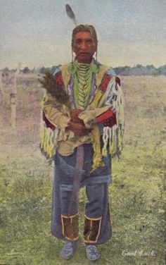 Good Luck - Crow - circa 1909
