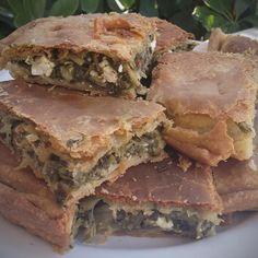 Πιτούλες με ανθότυρο και κασέρι Spanakopita, Ethnic Recipes, Food, Beverages, Essen, Meals, Yemek, Eten