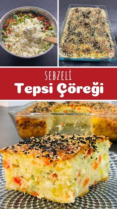 Turkish Recipes, Ethnic Recipes, Breakfast Menu, Food Cakes, Tea Time, Macaroni And Cheese, Cake Recipes, Brunch, Bread