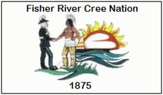 Fisher River Cree Nation, Manitoba Two reserves: Fisher River is located at the south end of Fisher Bay and Fisher River is approximately 3 km west. The Fisher River FN borders the north end of the Peguis Reserve. It is located about 193 km north of Winnipeg.