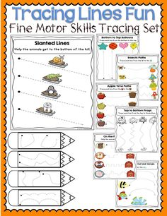 ... Pinterest | Worksheets, Tracing worksheets and Kindergarten worksheets