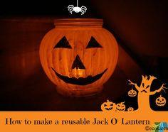 reusable jack o lantern by ecokaren