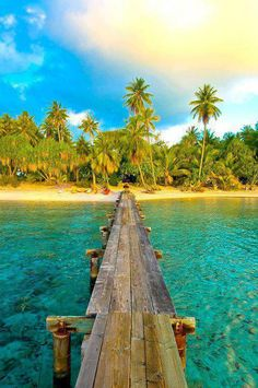 Private Island, Tahiti.......