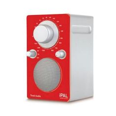 Tivoli Audio High Gloss iPal Radio #gift #modern #him #holiday