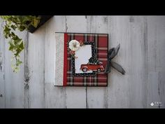 Your Book of Memories Christmas Mini Albums, Why Christmas, Christmas Minis, Baby Mini Album, Handmade Scrapbook, Mini Album Tutorial, Mini Scrapbook Albums, Graphic 45, Merry And Bright
