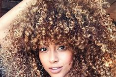 17 Stunning People Who Will Make You Wish You Had Curly Hair