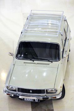 Our Renault 12 TN