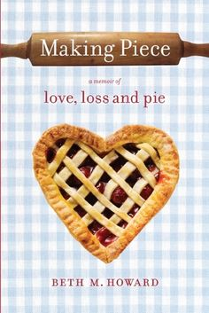 I love this book and when I make pie I use her recipes at the end of the book. It never fails!