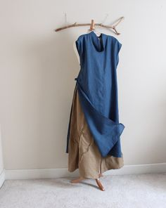 linen by annyschooeocclothing