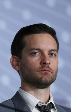 Actor (Spiderman) Tobey Maguire | 23 Hot Guys You Didn't Know Were #Vegan
