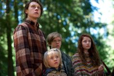 Captain Fantastic : Photo Charlie Shotwell, George Mackay, Nicholas Hamilton, Samantha Isler