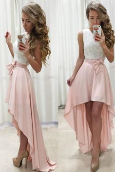 Prom Dress High Low  PromDressHighLow 7aedbbe0a6d1