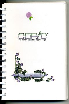 Cat's Creations: Copic Swatch Book...  How to make your own book!