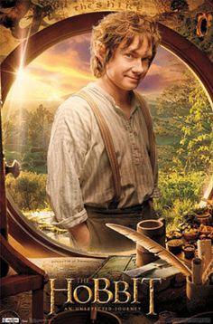 The Hobbit: Bilbo Baggins - #Hobbit #Movies