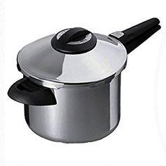 Amazon.com: Kuhn Rikon Duromatic Top Model Energy Efficient Pressure Cooker: Kitchen & Dining