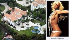 celebrity homes - Brittany spears home Celebrity Mansions, Celebrity Houses, Opera Software, Wealthy Lifestyle, Rich Home, What Is Need, Celebs, Celebrities Homes, Christina Aguilera