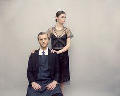 Editorial Claroscuro // Álbum Magazine Mayo 2013