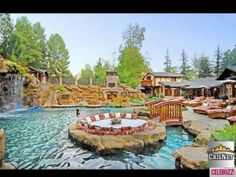 Drake's New Mansion in Hidden Hills, Calif.