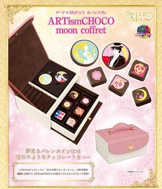 Sailor Moon Chocolates Are Back, Now With Macarons - Interest - Anime News Network