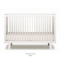 nice 60's crib