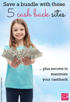 While using a cashback site like Ebates isn't the same as having a job, the money can still add up. See this list of 5 of the best cashback sites plus tips to help you get the maximum amount of cashback when you shop online.