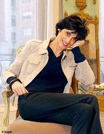 Ines de la Fressange at 53