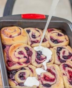 Berry Sweet Rolls