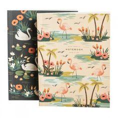 Notebook Set of 2 'Birds'
