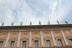 """Sky high statues - """"Bologna Part Two: What I Saw"""" by @swellvintage"""