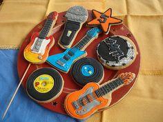 Rock N Roll Cookies