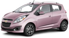 Grape Ice Chevy Spark. I am saving for a car for my daughter so she has reliable transportation to her job and school