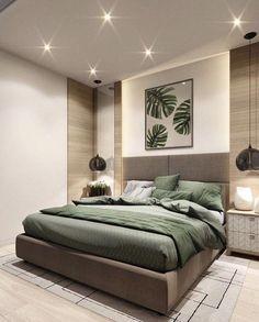 Contemporary Bedroom Design Idea Awesome 27 Modern Bedroom Ideas In 2020 [bedroom Designs & Decor Luxury Bedroom Design, Modern Master Bedroom, Master Bedroom Design, Minimalist Bedroom, Contemporary Bedroom, Home Bedroom, Home Interior Design, Bedroom Decor, Bedroom Ideas