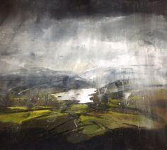 Rain Imminent by Helen Fryer