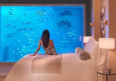 Where I will be staying on pretend dream vacation number two. Atlantis Hotel in Dubai,