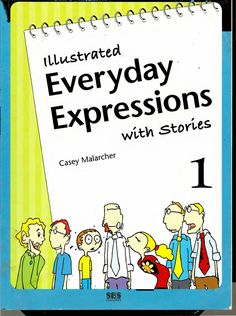 illustr everyday expr - red